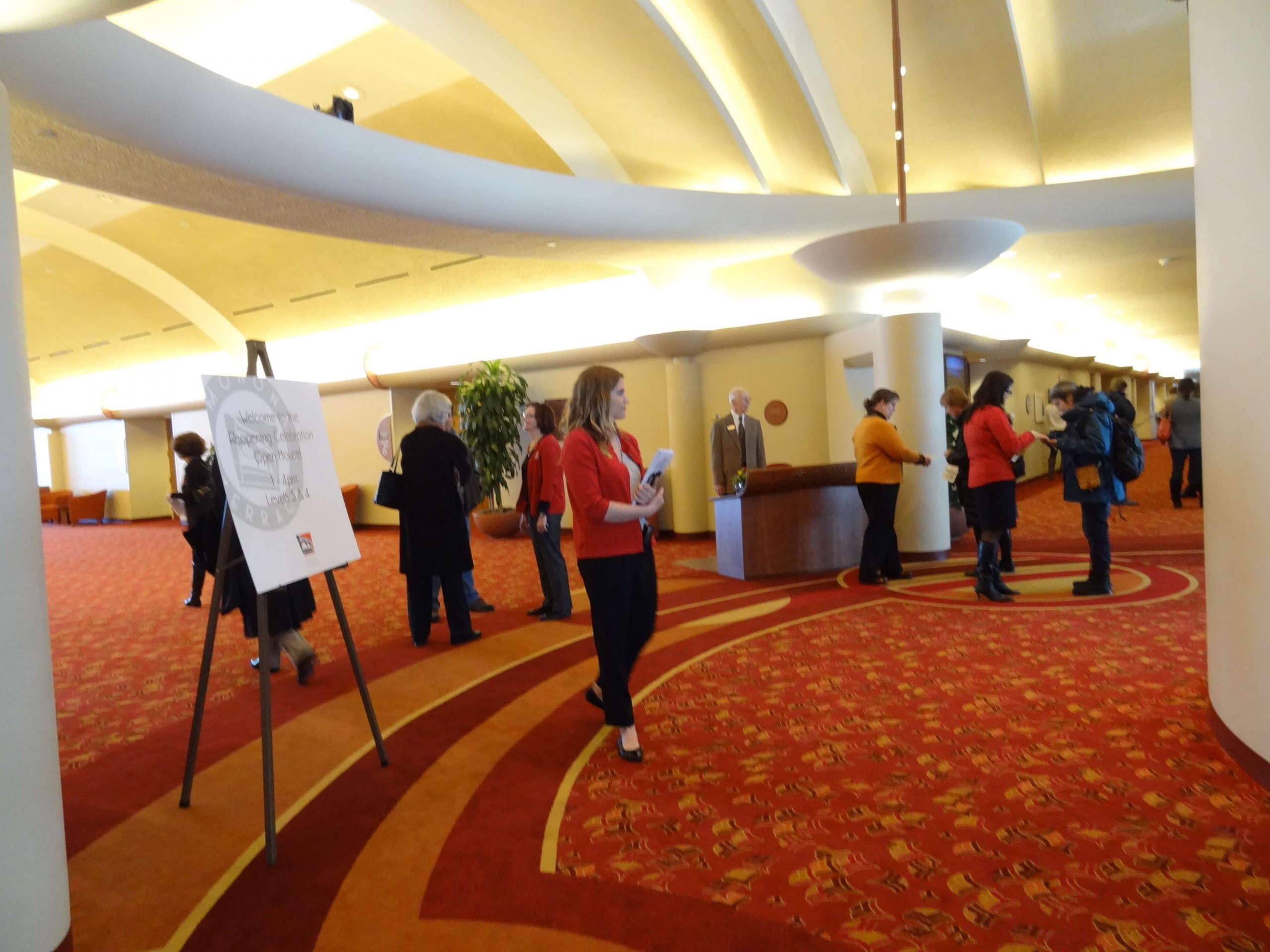Monona Terrace Open House