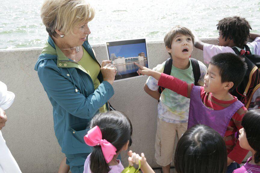 Monona Terrace School Field Trip