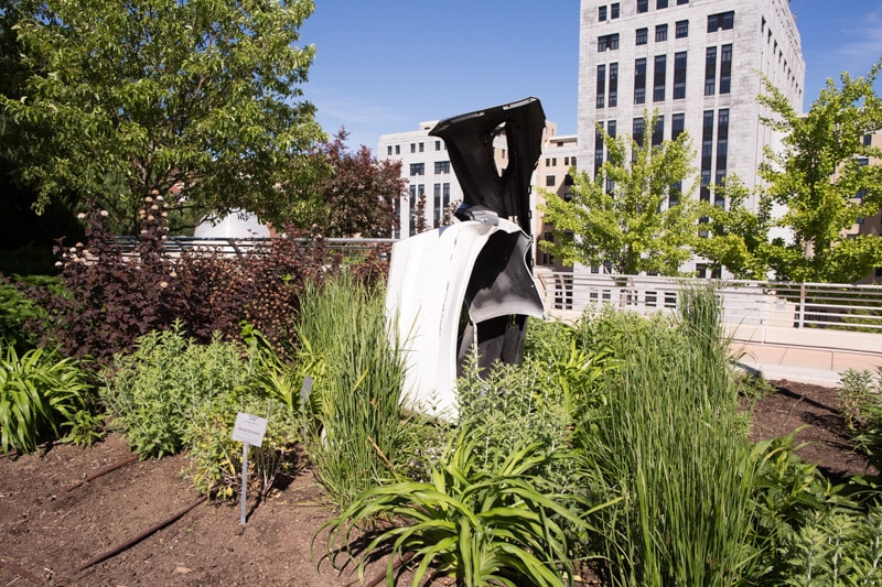 Monona Terrace Sculpture JC#2