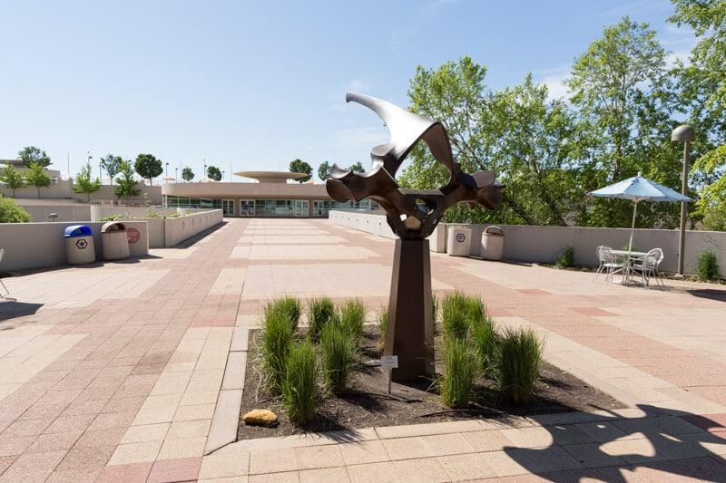 Monona Terrace Sculpture Nexus