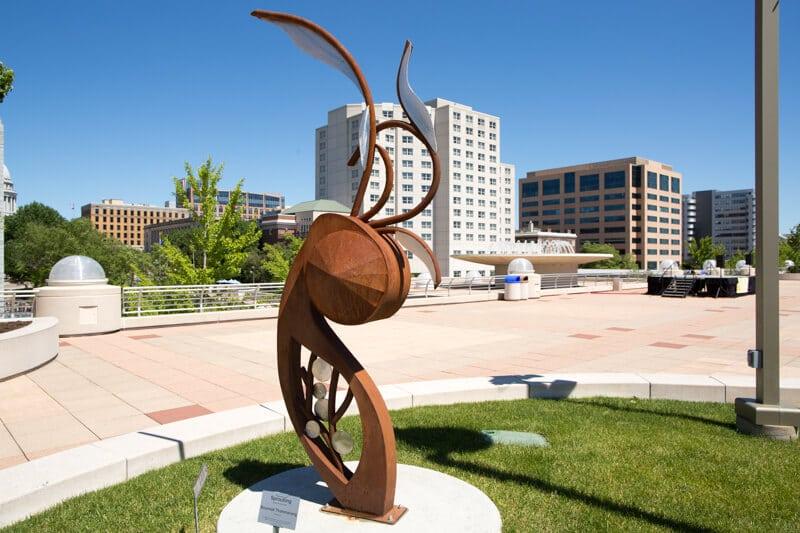 Monona Terrace Sculpture Sproutling