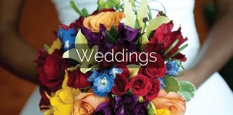 weddings graphic
