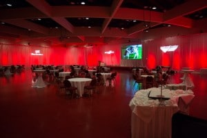 Monona terrace Custom Lighting