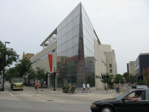 Madison, WI Museum Of Contemporary Art