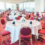 Monona Terrace Community Terrace Wedding Reception