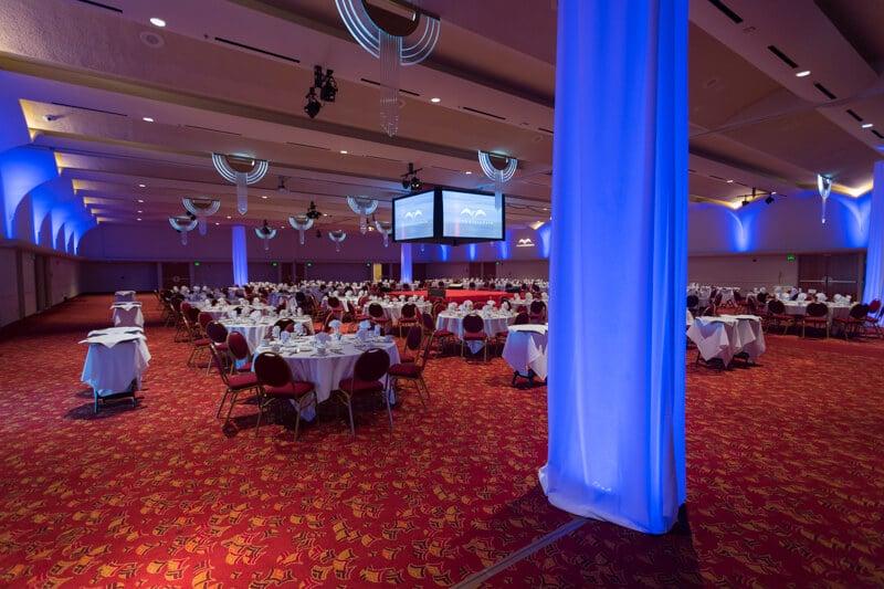 Monona Terrace Ballroom Center set
