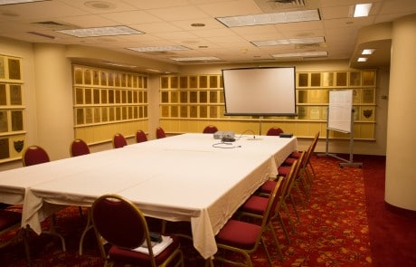 Monona Terrace Hall of Fame Room