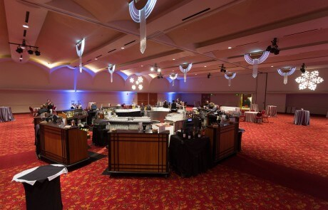 Monona Terrace Ballroom Bar set