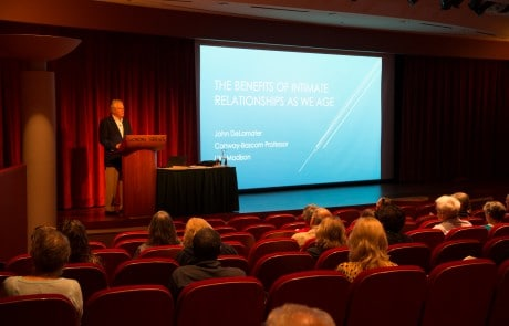 Monona Terrace Health and Wellness Lecture